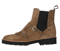 Damen Chelsea Boots, taupe