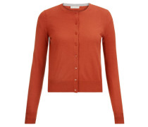 "Damen Cardigan ""Marley"", orange"