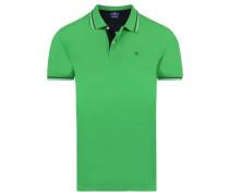 Herren Poloshirt, grün