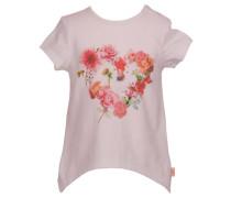 Mädchen Baby T-Shirt, Weiß