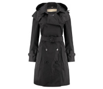"Damen Trenchcoat ""Amberford"", schwarz"