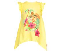 Mädchen Baby Shirt, Gelb