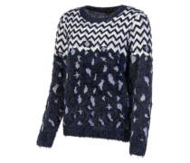 Damen Pullover Nenana, Blau