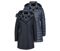 "Doppeljacke ""Eco Long Military"""