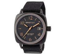 Herren Uhr Clubmaster, Schwarz