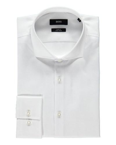 hugo boss herren boss herren hemd jason slim fit langarm. Black Bedroom Furniture Sets. Home Design Ideas