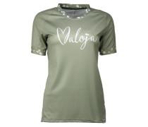 Damen Radshirt / Funktionsshirt EngelsteinM. Multi 1/2, Grün