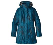 Damen Outdoor-Mantel Women´s Torrentshell City Coat, Blau