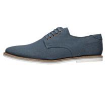 Herren Schnürschuhe Leek, Blau