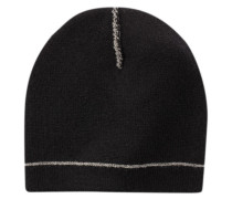 Damen Mütze, schwarz