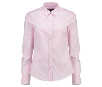 Damen Bluse Co Pop Stretch Shirt, Rosa