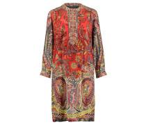 Damen Blusenkleid, multicolor