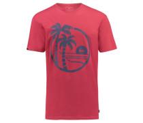 Herren T-Shirt, rot
