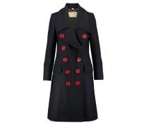Damen Mantel Benington, Blau