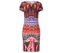 Damen Kleid, Rot