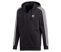 "Sweatjacke mit Kapuze ""3-Stripes FZ"""
