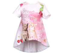Mädchen Baby T-Shirt, Druck2