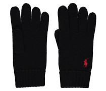 Handschuhe, schwar