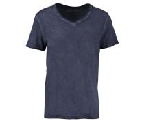 Herren T-Shirt, petrol