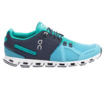 Damen Laufschuhe The Cloud blau/grün, Blau