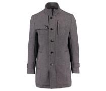 Herren Kurzmantel Shdzürich Wool Jacket BP, Grau
