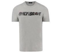 "Herren T-Shirt ""T-Just SV"", grau"