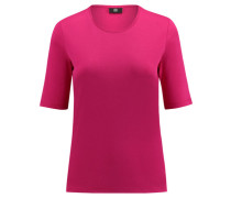 Damen Shirt Halbarm, pink