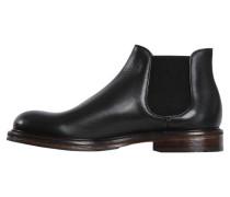 Herren Stiefeletten / Chelsea Boots, schwarz