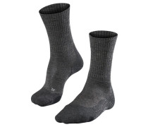 Herren Trekking-Socken TK 2 Wool Men, grau