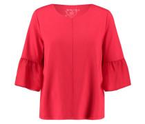 Damen Shirt Kurzarm, rot