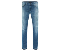 """Damen Jeans """"La Bohemienne"""" Skinny Fit, darkblue"""