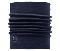 Schlauchtuch / Schlauchschal Denim Thermal Merino Wool, Blau
