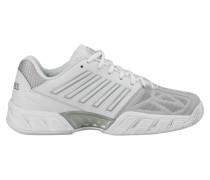Damen Tennisschuhe Outdoor Bigshot Light 3, Weiß