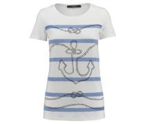 Damen T-Shirt Eufrate, Weiß
