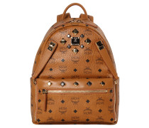 MCM: Damen und Herren Rucksack Dual Stark Backpack, camel