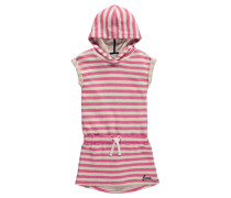 Girls Sweatkleid, pink