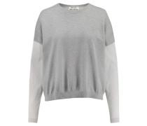 Damen Pulluver Kainoa Cotton, Grau