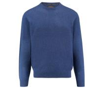 Herren Kaschmir-Pullover, blue