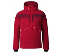 Herren Skijacke Speed Reader, Rot