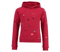 Mädchen Sweatshirt, Rot