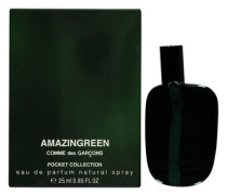 "enstpr. 219,80 Euro/ 100 ml - Inhalt: 25 ml Eau de Parfum ""Amazingreen"""