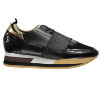 Damen Sneakers Nancy, Schwarz