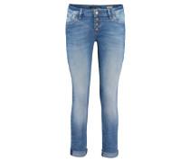 Damen Jeans Sophie Slim Fit, Blau