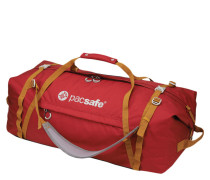 Reisetasche Duffelsafe AT100 anti-theft carry-on adventure duffel, Rot