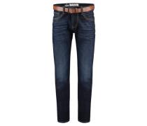 Herren Jeans Marvin Regular Fit, Blau