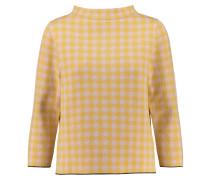 Damen Pullover, gelb