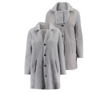Damen Mantel Bubble Pori, Grau