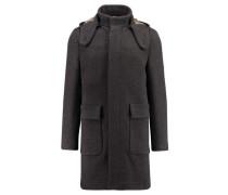 Damen Mantel Mineide, Grau