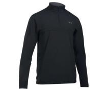 Herren Golf Zip-Pullover Storm WindStrike 1/2 Zip, Schwarz