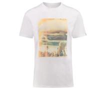 Herren T-Shirt, weiss